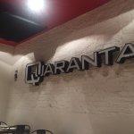 Photo of Quaranta