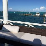 View from BLU Restaurant at the Exuma Yacht Club