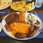 Great Cuban food love the Padron sampler!