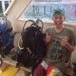 Foto de La Buga Dive Center & Surf School