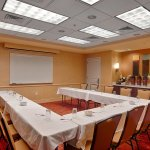 Meeting Facility - U-Shape Setup