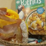 Gluten-free breakfast items