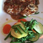 the veal marsala