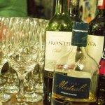 Las mejor selección de vinos y licores.