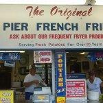 Photo de Pier French Fries