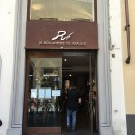 Entrance to Rifrullo - La Boulangerie, Florence