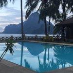 Photo de El Nido Garden Beach Resort