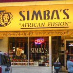 No missing Simba's signage, eh?