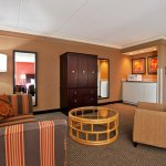 Our beautifully spacious and luxurious Junior Suite.