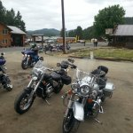 Hells canyon bike rally at the Elkhorn 2016!!!