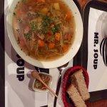 Mr. Soup Foto