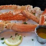1 pound of King Crab.