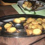 Fantastisk middag hos Ziza