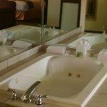 A relaxing soak awaits!