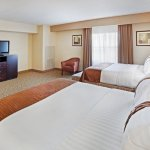 Bring the family and enjoy our spacious Executive Suite