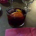 Cher payé le verre de Sangria... 3,70€!