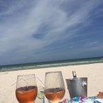 Really good food, nice staff and magical beach