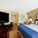 Holiday Inn Gwinnett Center King Bed Guest Room