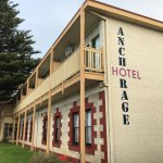 Anchorage Seafront Hotel Foto