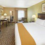 Foto de Holiday Inn Express Chicago-Libertyville
