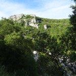 Falaises de Saint Maurice d'Ibie