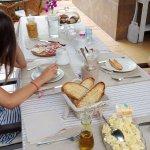 Desayuno en Ca La Carmeta