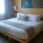Bedroom, one bedroom suite