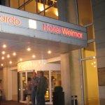 Leonardo Hotel Weimar Foto