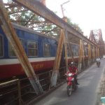 Foto di Long Bien Bridge