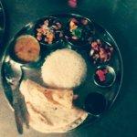 Kanika's Thali