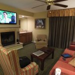 The accommodation suite