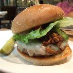 Craving go a burger!