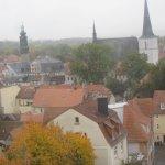 ヤコブ教会の塔から見た街