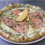 Pizza nordique!!