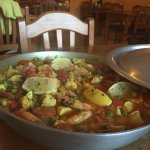A fantastic paella, we always have this on one of our visits. It is first class do try it. You n