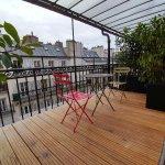 balcon privé