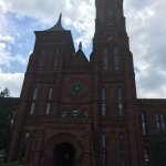 Smithsonian Institution Buidling Foto