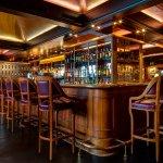 Funky Claude's Bar left