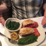 double lobster tails