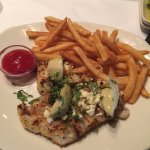 haddock with french fries