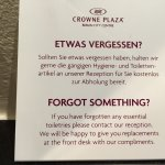Photo de Hotel Crowne Plaza Berlin City Centre