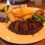Millionaire Milkshake & Sirloin Steak
