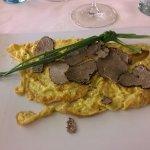 Starter: Truffle Omelette