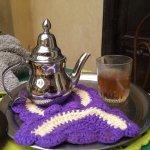 morning pot of tea