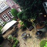 Beautiful and relaxing garden