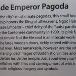 Explanation of the Pagoda