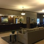 Best western Mountainview lobby