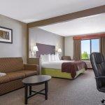 Americ Inn Rochester MNKing Suite