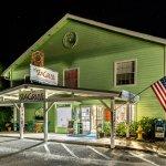 PJ's Seagrille Restaurant, Park Ave, Boca Grande Florida.