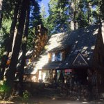 These photos are from our trip over the 4th of July. They include photos of the lodge, French to